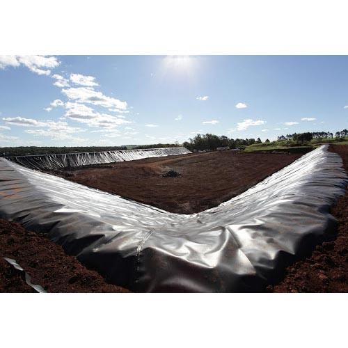 Impermeabilização de aterros sanitários com geomembrana - 2