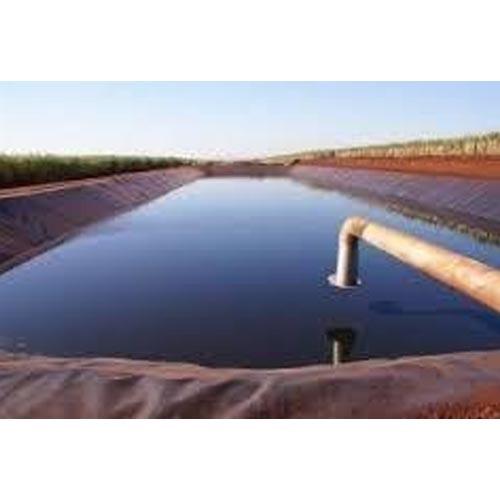 Lona para reservatório de água - 2