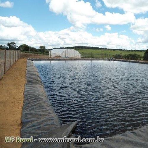Lona para Tanque de água - 2