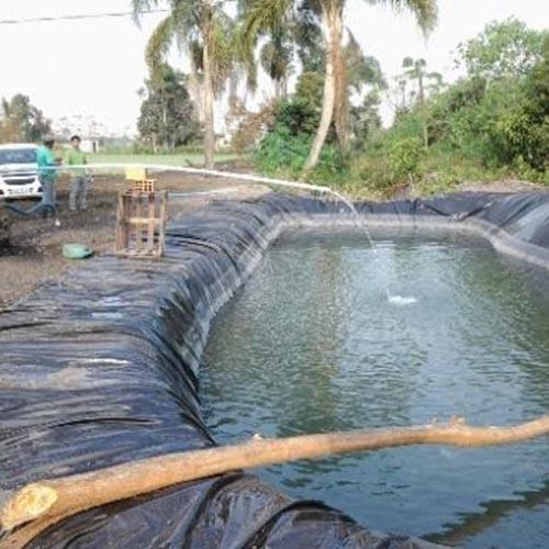 Manta para reservatório de água - 2