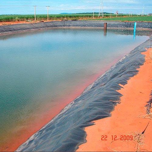 Preço de geomembrana para lagos - 4