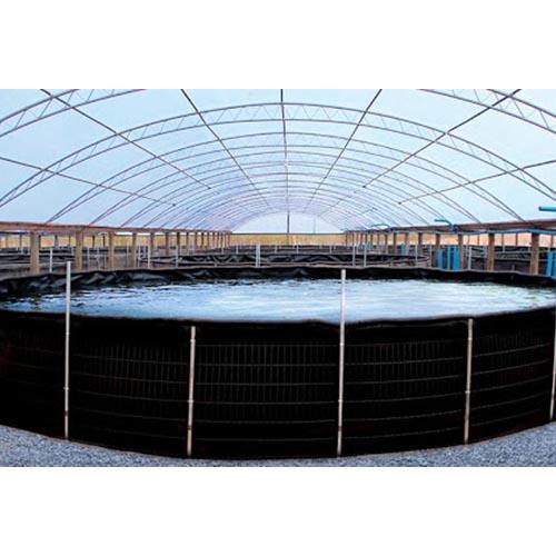 Tanque suspenso piscicultura - 2