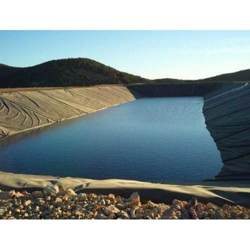 Geomembrana para lagos