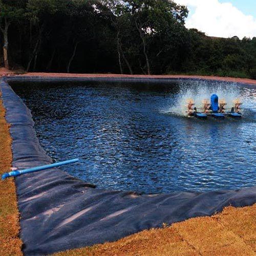 Geomembrana para reservatorio de agua