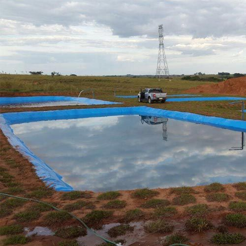 Lona para piscicultura preço - 1